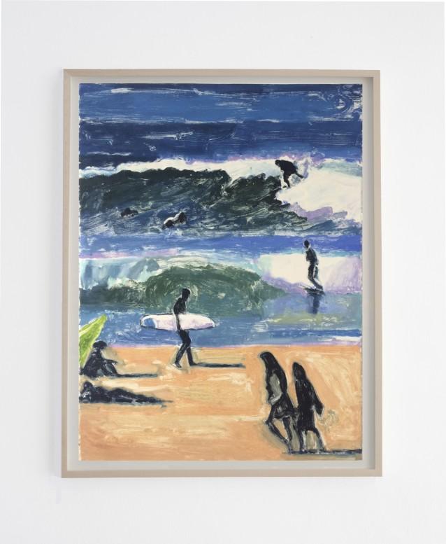 Beach 1. 76x57cm_framed copy